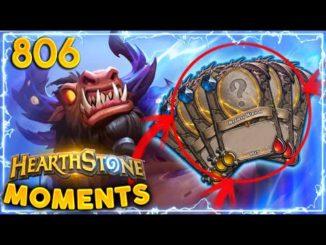 legendaries hearthstone videos